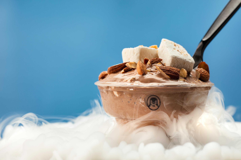 بستنی نیتروژنی، ایده ای منحصر به فرد و سودآور