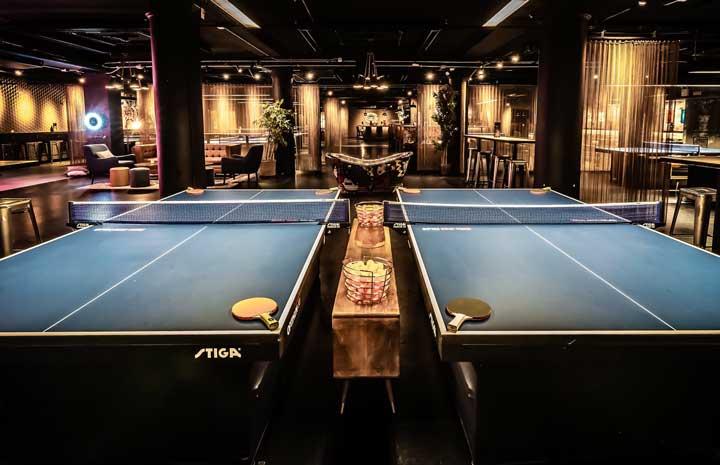 باشگاه پینگ پنگ، ایده ای جذاب و پولساز