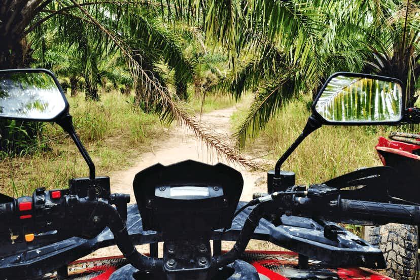 موتور چهارچرخ شن رو، یک ایده مخصوص سفری گفت انگیز و ماجراجویانه