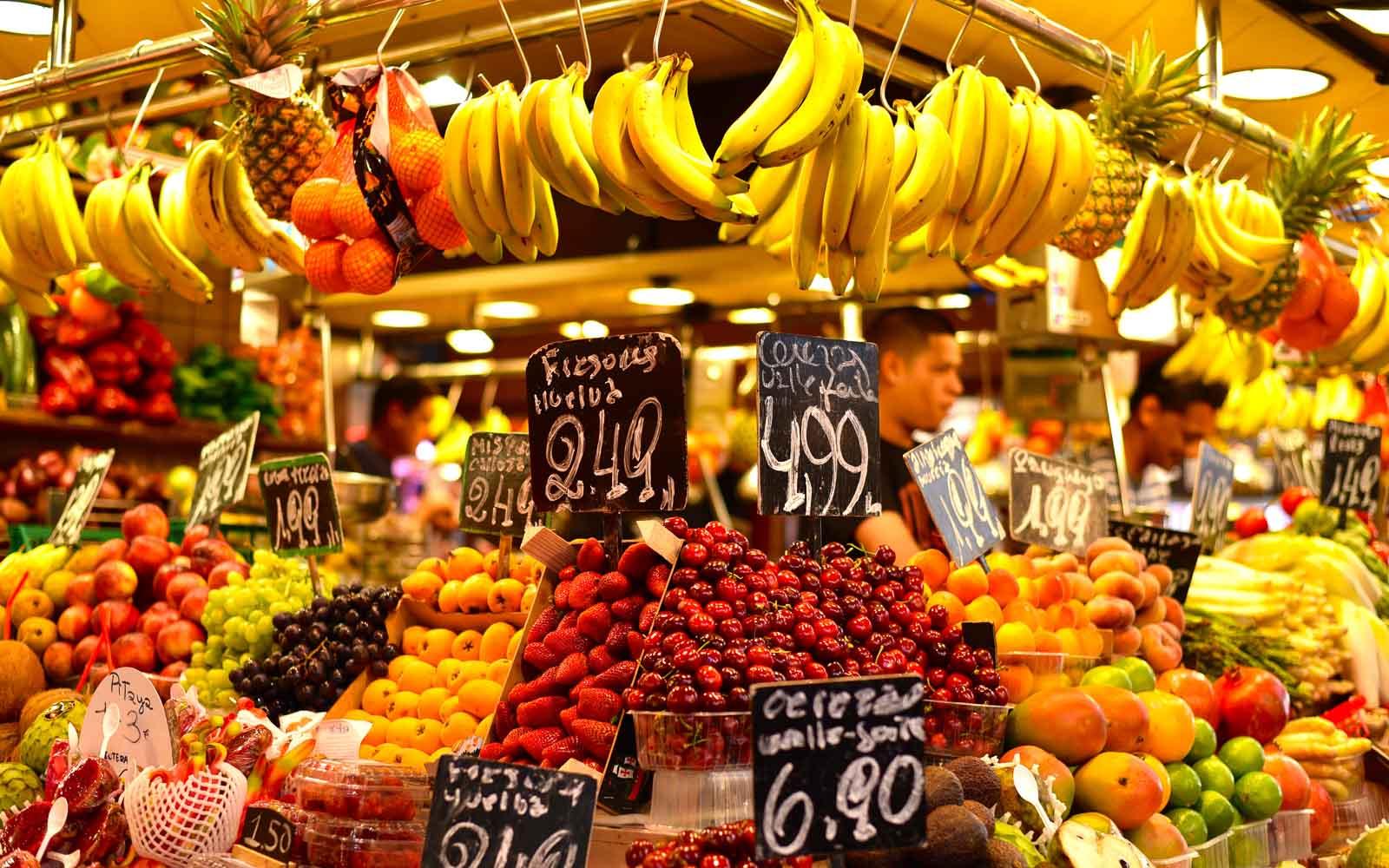 کیوسک میوه، ایده ای منحصر به فرد و جدید برای تجارت