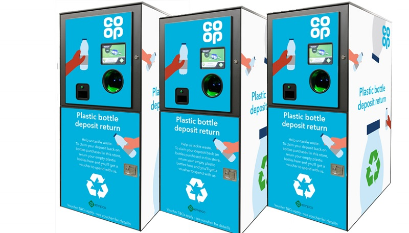 The Idea of Turning Garbage Into Coupons