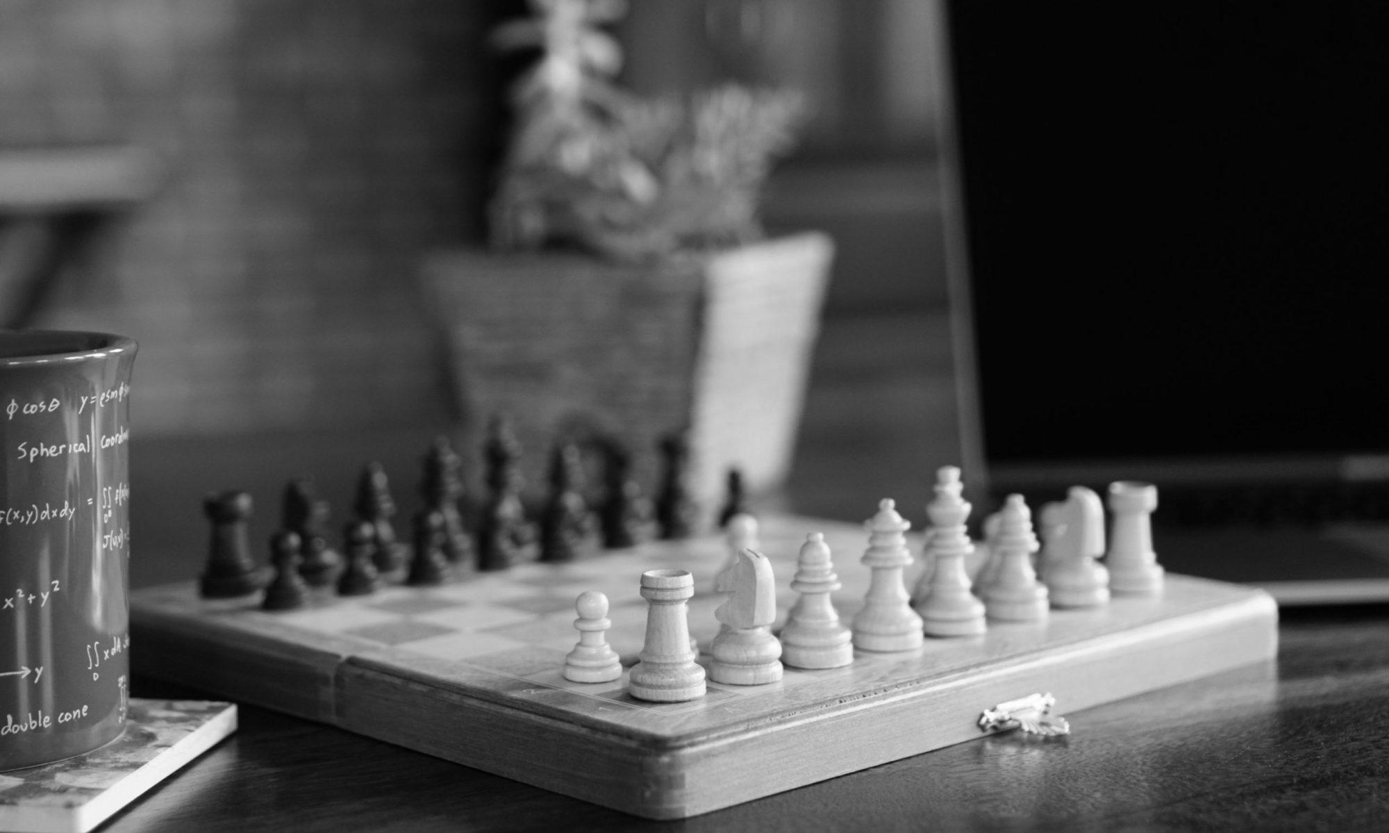 کافه شطرنج