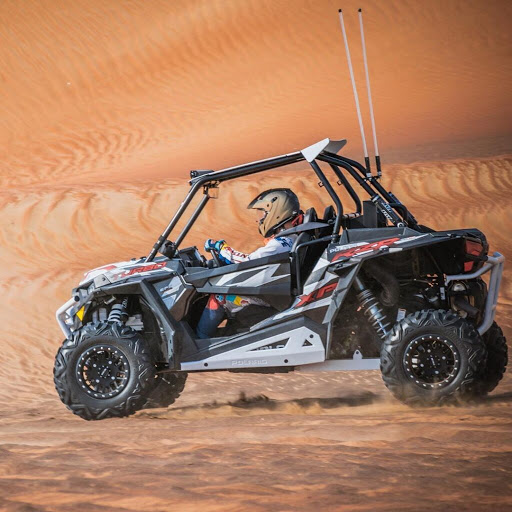 Quad Bike or Dune Buggy