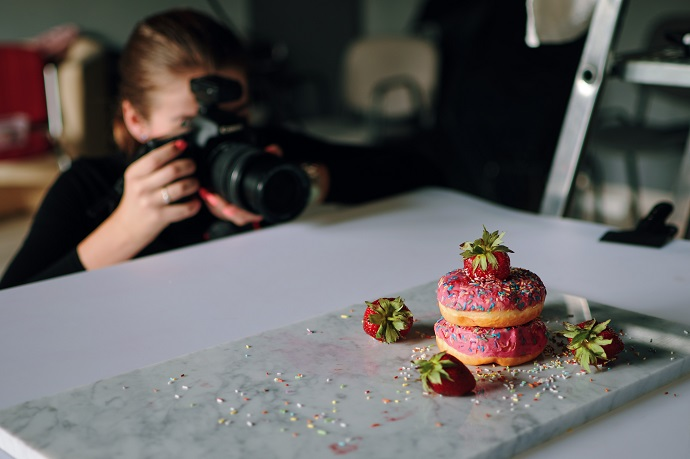 FOOD GRAPHY