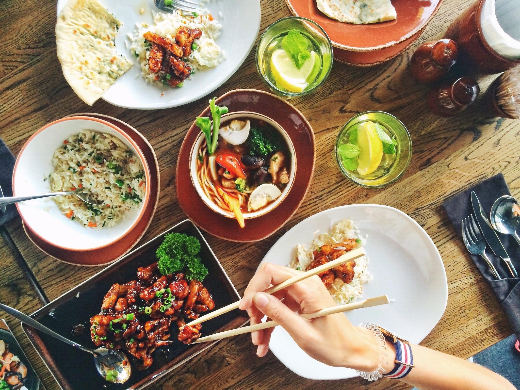 وبلاگ نویسی غذایی