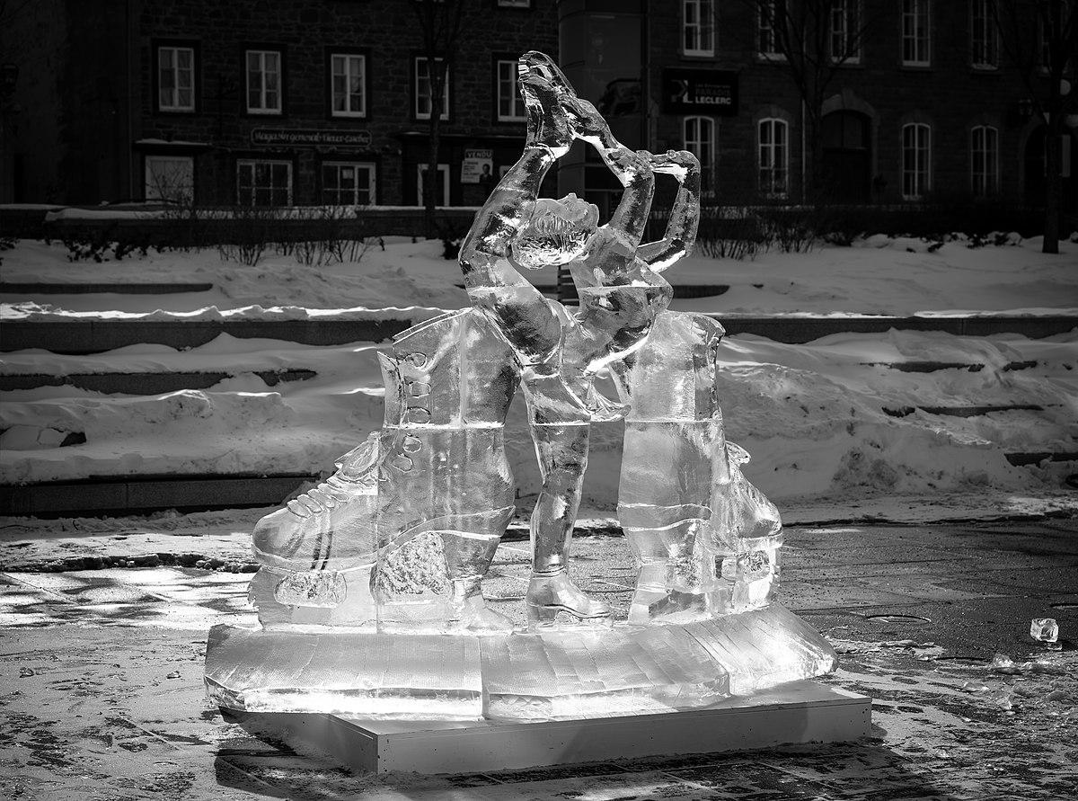 Ice Sculpture Artist